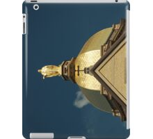 Golden Dome-University of Notre Dame iPad Case/Skin