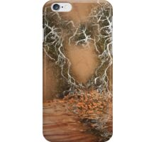 Troubled Heart (Image and Poem) iPhone Case/Skin