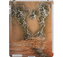 Troubled Heart (Image and Poem) iPad Case/Skin