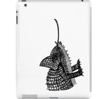 Chameleon Lizard T-Shirt Illustration / design / drawing. iPad Case/Skin