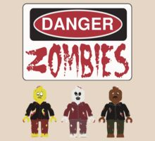 DANGER ZOMBIES by Customize My Minifig by ChilleeW