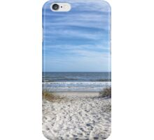 Huntington Beach Scape iPhone Case/Skin