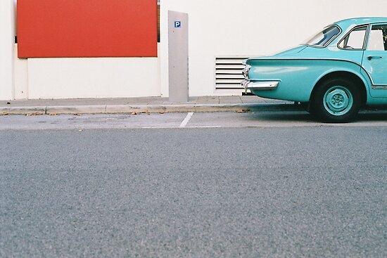 Half, Car Series by Ben Reynolds