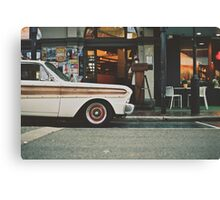 The Claremont, Car Series Canvas Print