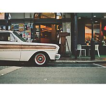 The Claremont, Car Series Photographic Print