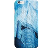 city in the mirror iPhone Case/Skin