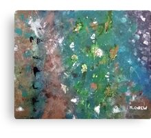 Abstract Neutrals Canvas Print