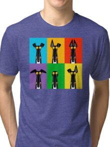 Greyhound Semaphore Tri-blend T-Shirt