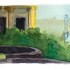 Elizabeth Bay House by deanobrien