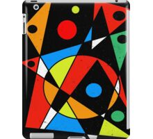 Abstract #120 iPad Case/Skin