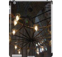 Blue Mosque Lights iPad Case/Skin