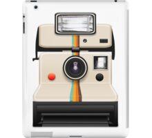 instant camera iPad Case/Skin
