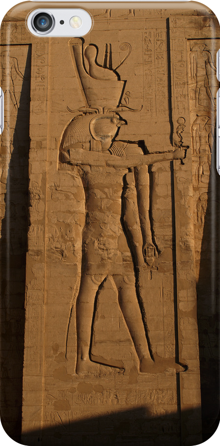 The Egyptian God, Horus by SHappe