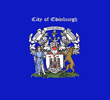City of Edinburgh iPad Case by Catherine Hamilton-Veal  ©