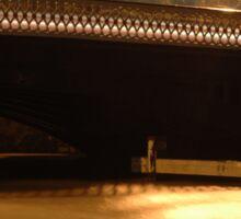 Bridge Over Troubled Water Sticker