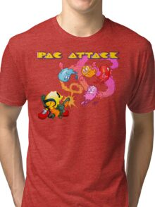 Pac Attack 2.0 Tri-blend T-Shirt
