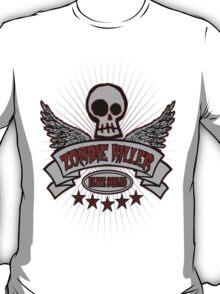 Zombie KIller Elite Squad T-Shirt