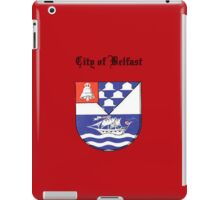 City of Belfast iPadCase iPad Case/Skin