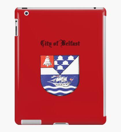 City of Belfast iPadCase iPad Case/Skin