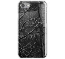 Creeping B&W iPhone Case/Skin