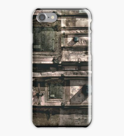 """""""Around the world"""" iPhone Case/Skin"""