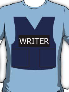 Writer's Vest T-Shirt