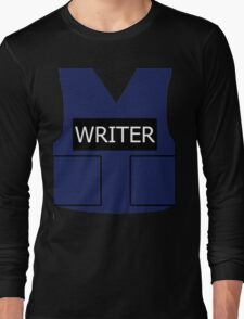 Writer's Vest Long Sleeve T-Shirt