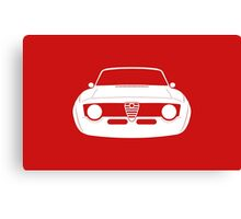 Classic Italian coupe Canvas Print