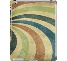grunge ray iPad Case/Skin