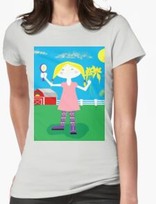 Maggie Ann Womens Fitted T-Shirt