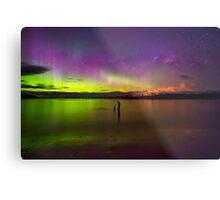 Randalls Bay Aurora Tasmania #6 Metal Print