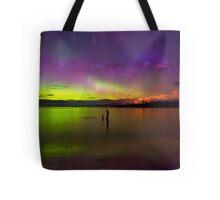 Randalls Bay Aurora Tasmania #6 Tote Bag