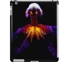 Incensed - A New Perspective on Orchid Life iPad Case/Skin