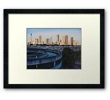 Embarkation Framed Print