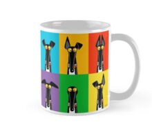 Greyhound Semaphore mug Mug