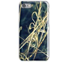 Reed Abstract iPhone Case/Skin