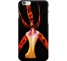Slim Slam - A New Perspective on Orchid Life iPhone Case/Skin