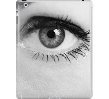 Dark Eye iPad Case/Skin