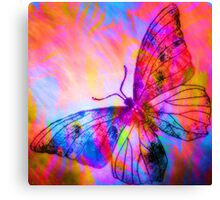 """Butterfly 3 (from """"Butterflies"""" collection) Canvas Print"""
