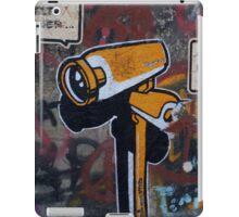Surveillance iPad Case/Skin