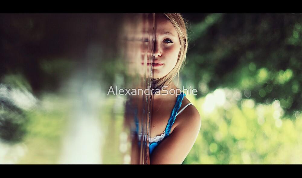 Where was I by AlexandraSophie