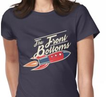 Flying Model Rockets Womens Fitted T-Shirt