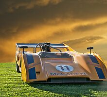1971 McLaren M8E/Can Am by DaveKoontz