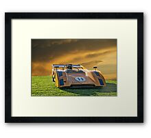 1971 McLaren M8E/Can Am Framed Print