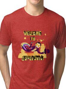 superjail! Tri-blend T-Shirt