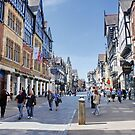 Eastgate Street Chester by AnnDixon