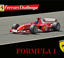 Ferrari  F1 Competition  by DaveKoontz
