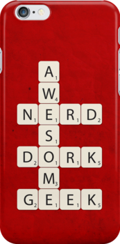 Awesome Scrabble by sophiedoodle