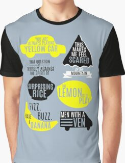 Cabin Pressure Graphic T-Shirt