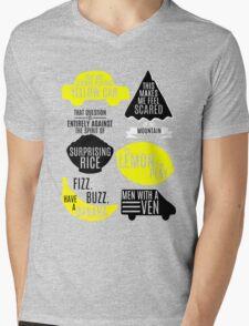 Cabin Pressure Mens V-Neck T-Shirt